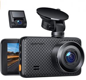 APEMAN 1440P&1080P Dual Dash Cam C860